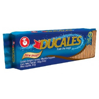 GALLETAS DUCALES NOEL / FLAVORED CRACKERS (294G - 2 TACOS)