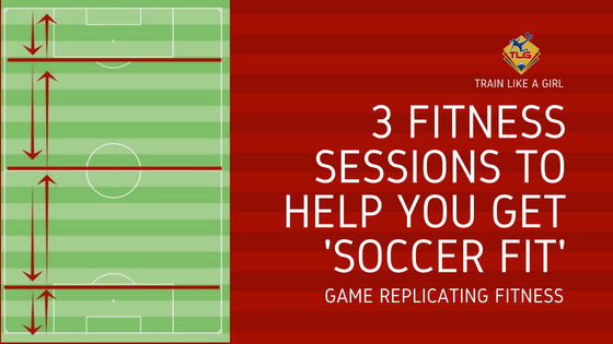 3 FREE Fitness Sessions to Help You Get 'Soccer' Fit