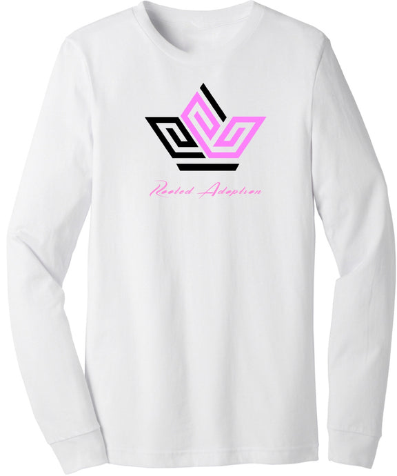 Women's Rooted Adoption (Long Sleeve)