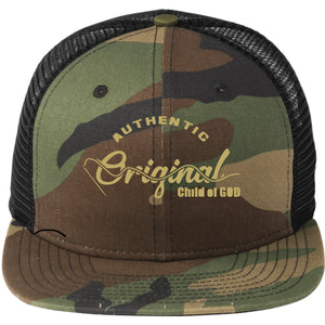 Limited Edition - Military Camo Trucker Snapback