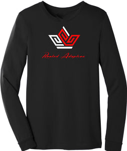 "Men's (Long Sleeve) Rooted Adoption ""Crown"" Shirt"