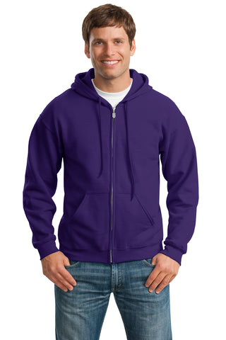 Gildan Full-Zip Hooded Sweatshirt