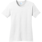 Port & Co Ladies Cotton Tee