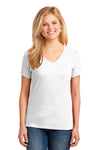 Port & Co Ladies V-Neck