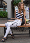 Custom Leggings : All Over Print