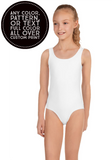 Youth One Piece Custom Swimsuit : All Over Print
