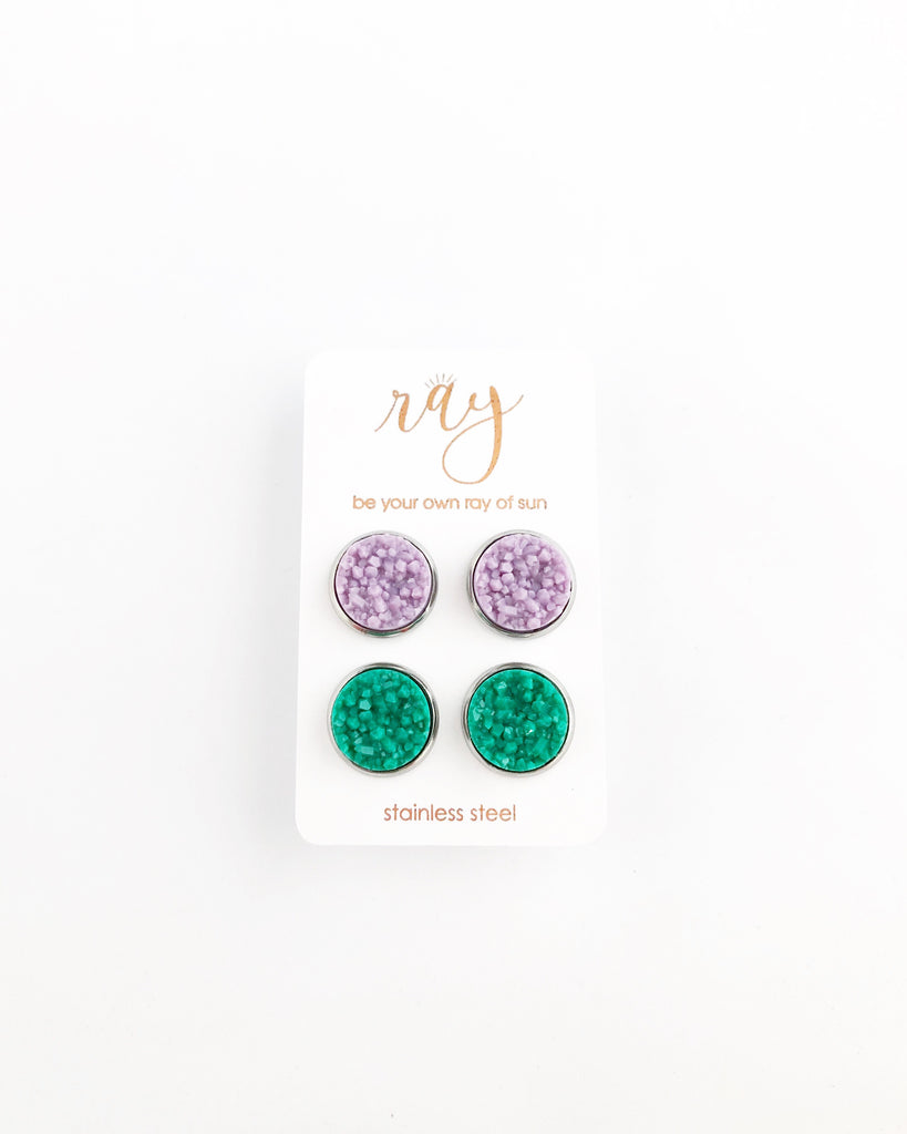*Holiday Value Set - Crocus Petal + Jade