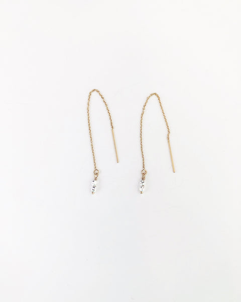 The Vixen Threader Earrings
