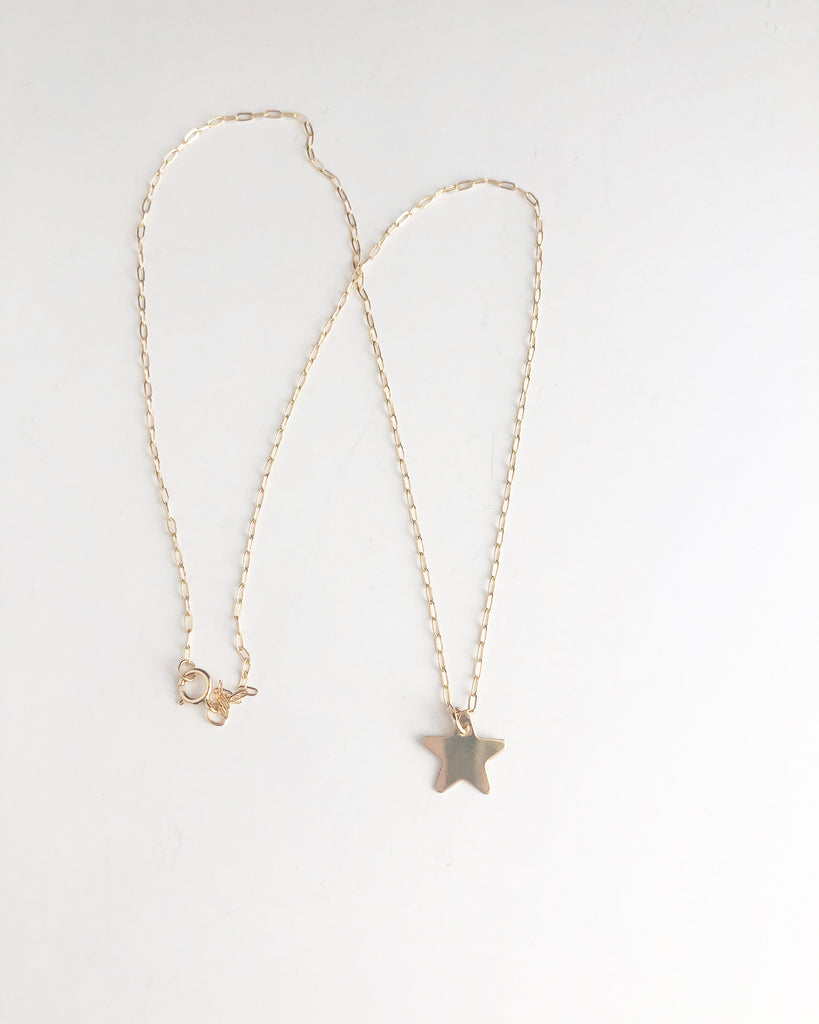 Star ⭐️ necklace - gold