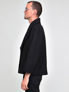 Cropped Admiral in Black by Oak