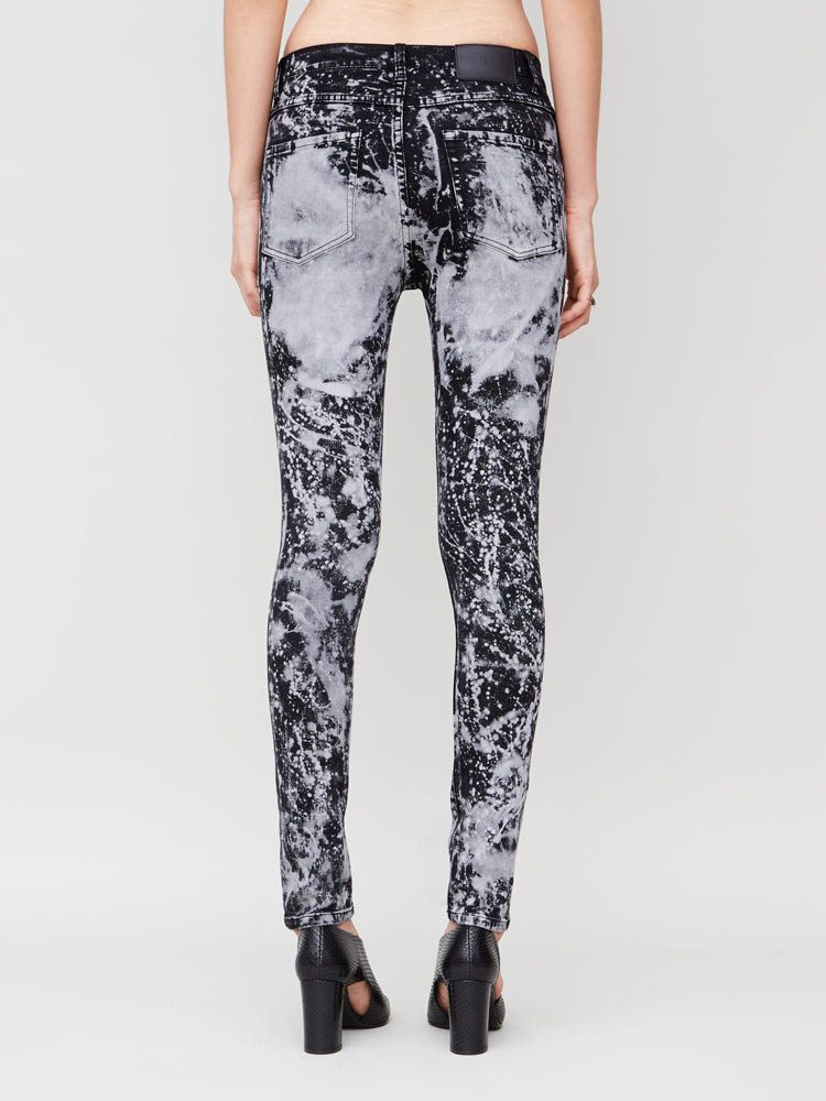 Load image into Gallery viewer, Mid Slim Jean in Anger Wash by OAK