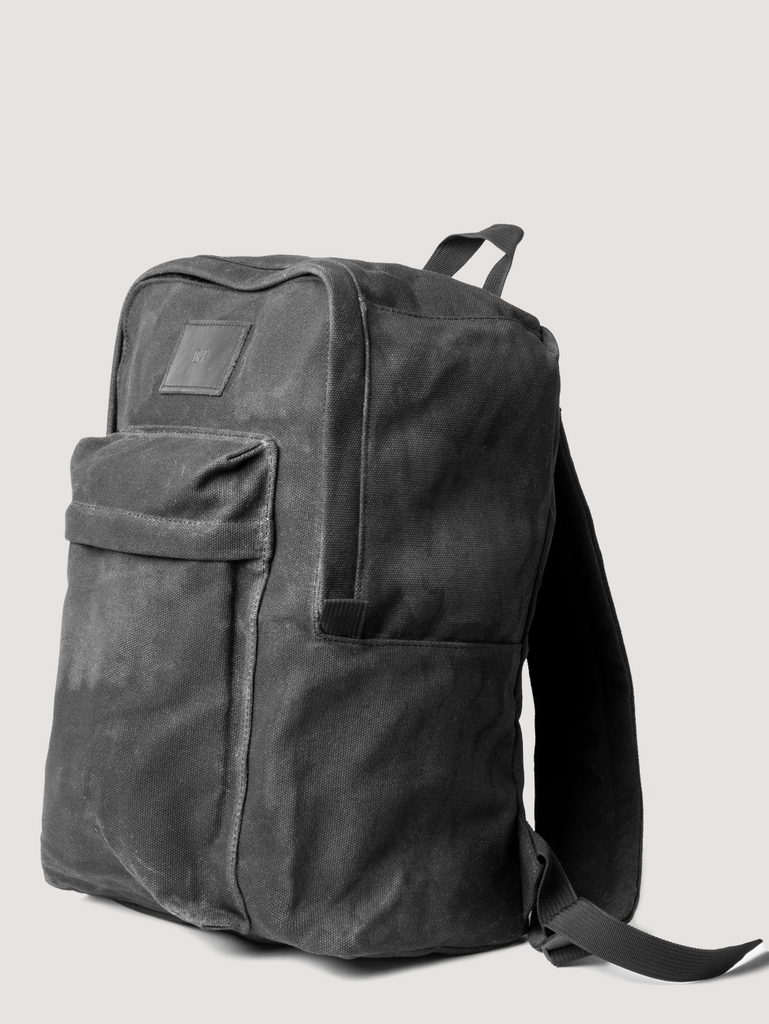 Oak Dekalb Backpack in Black by Oak
