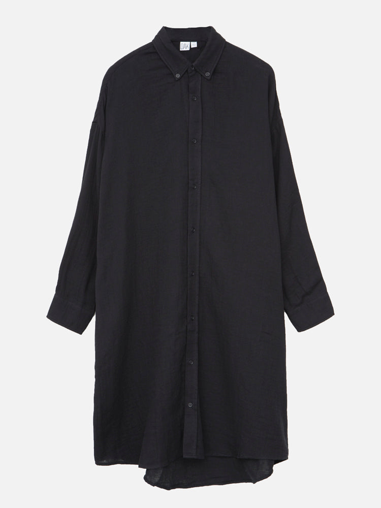 Load image into Gallery viewer, Giant Shirt in Black by OAK