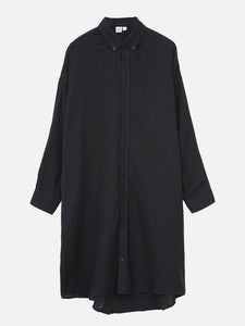 Giant Shirt in Black by OAK in Black by Oak OOS