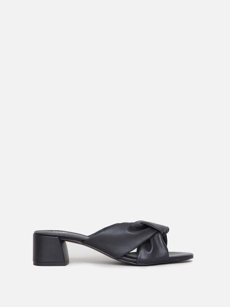 Oak Minna Sandal in Black by Oak