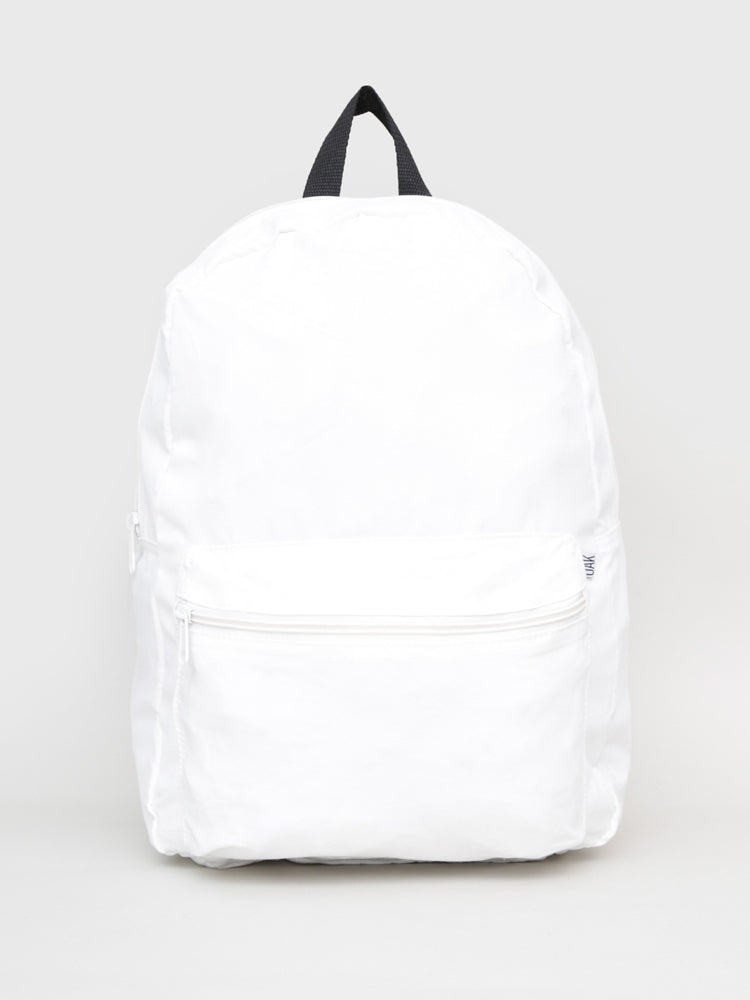 Cooper Backpack in bone by oak