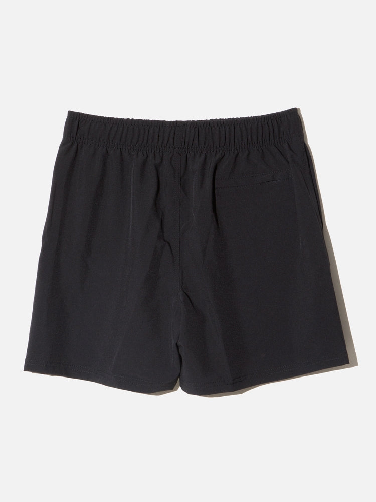 Oak Penn Short in Black in Black by Oak