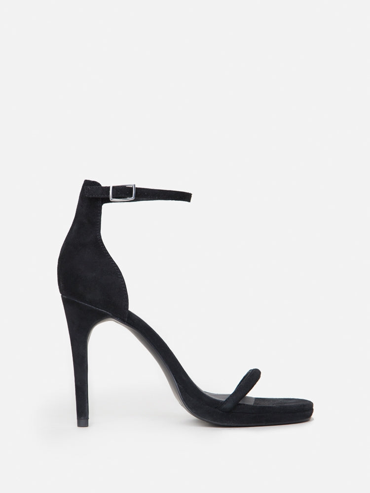 Oak Caton Heel in Black by Oak