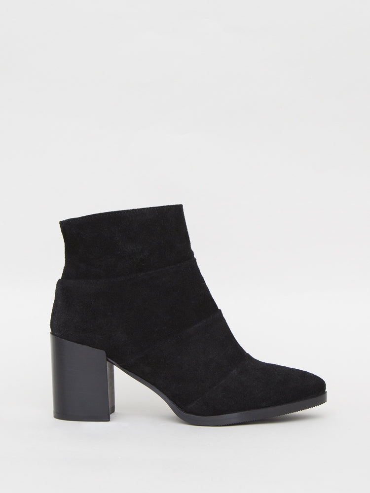Lawton Boot in Black Suede by Oak