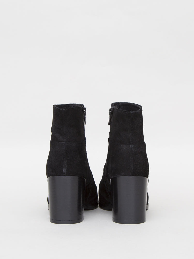 Lawton Boot in Black Suede by Oak in Black Suede by Oak