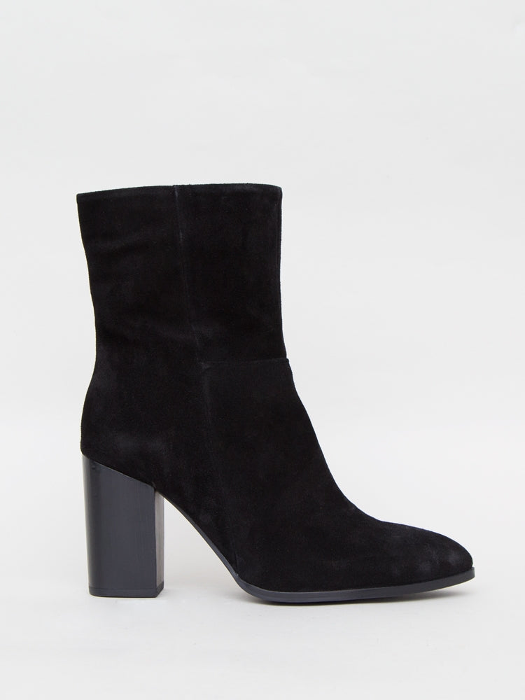 Ellery Boot in Black Suede by Oak in Black Suede by Oak
