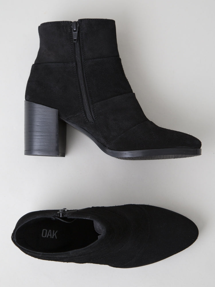 Load image into Gallery viewer, Lawton Boot in Black Suede by Oak