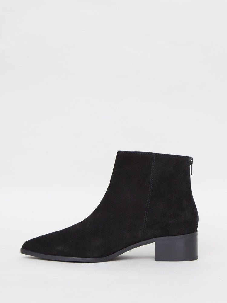 Hart Boot in Black Suede by Oak in Black Suede by Oak