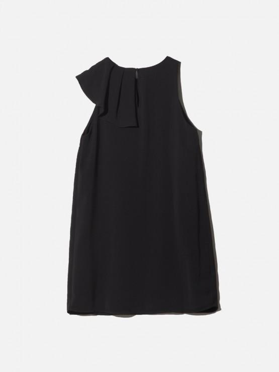 Load image into Gallery viewer, Side Ruffle Dress