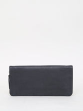 Load image into Gallery viewer, Oak Stagg Large Wallet in Black
