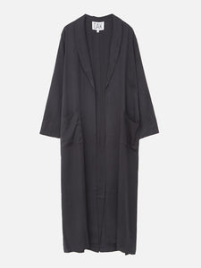 Robe Trench in Black by OAK in Black by Oak