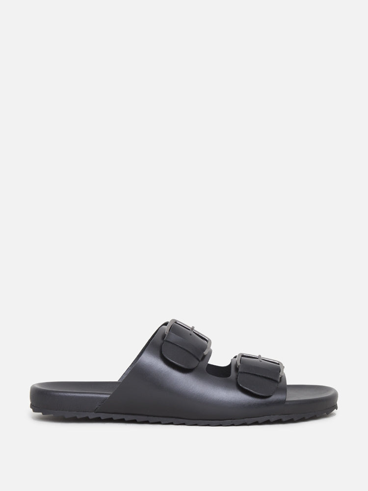 Oak Fuller Slide in Black by Oak