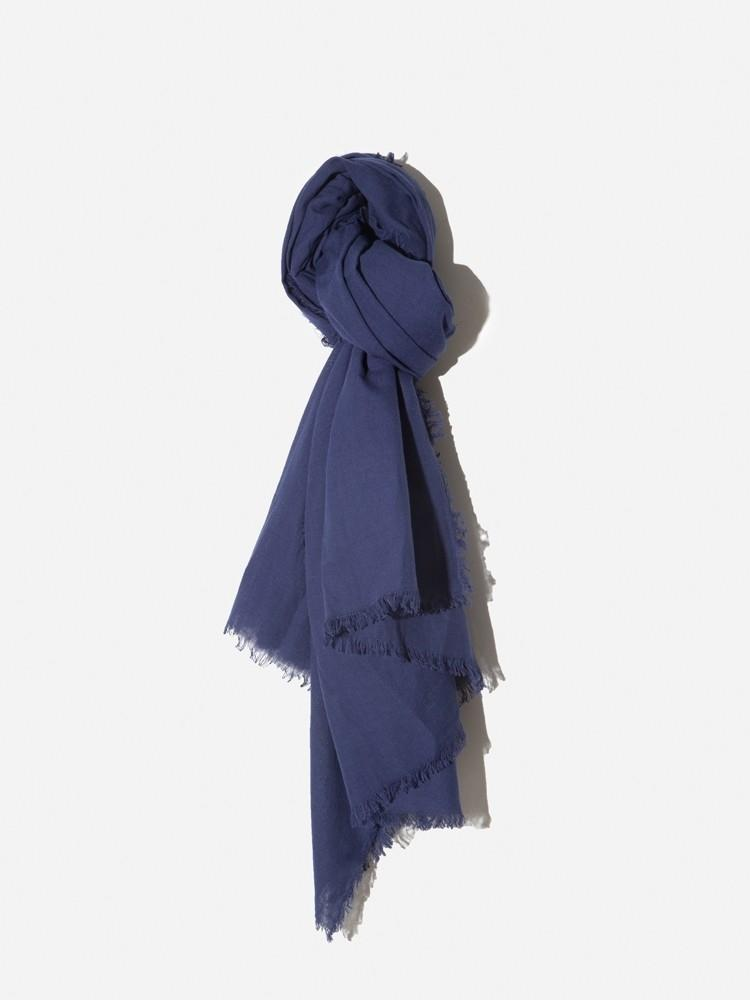 Unisex Scarf in Blue by Oak