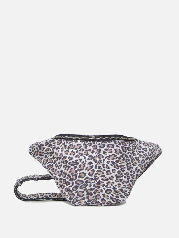 Oak Grove Fanny Pack in Leopard in Leopard by Oak