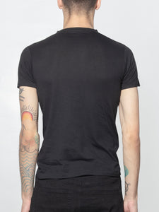 Tight Crew Tee in Black by Oak OOS