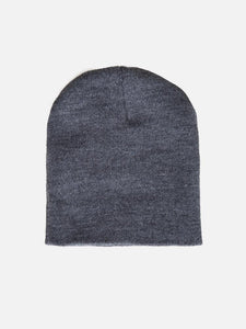 A/OK Beanie in Grey by A/OK