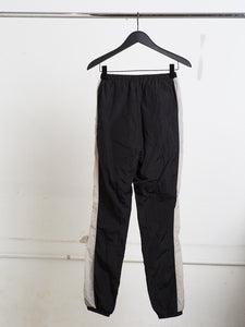 A/OK Val Track Pant in Black/Bone in Black/Bone by A/OK OOS