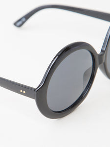 Coco Sunglasses in Black by A/OK OOS
