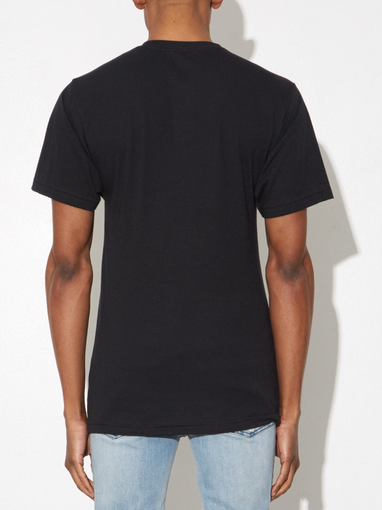 Load image into Gallery viewer, Acid Neck Crew in Black by OAK