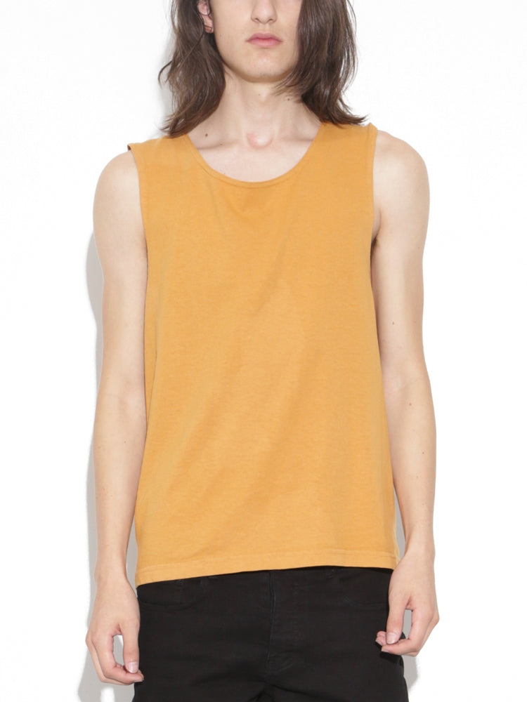 Oak Chapman Tank in Camel in Camel by Oak
