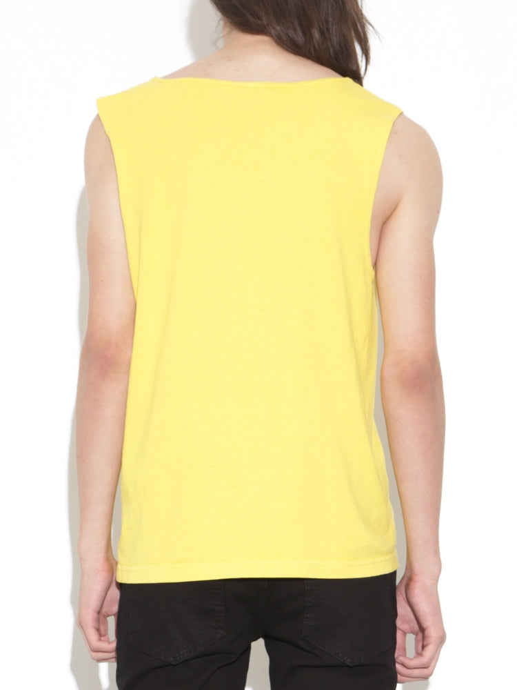 Load image into Gallery viewer, Oak Chapman Tank in Spectra Yellow