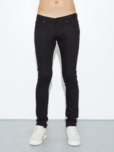 Classic Skinny Jean in Black by OAK in Black by Oak