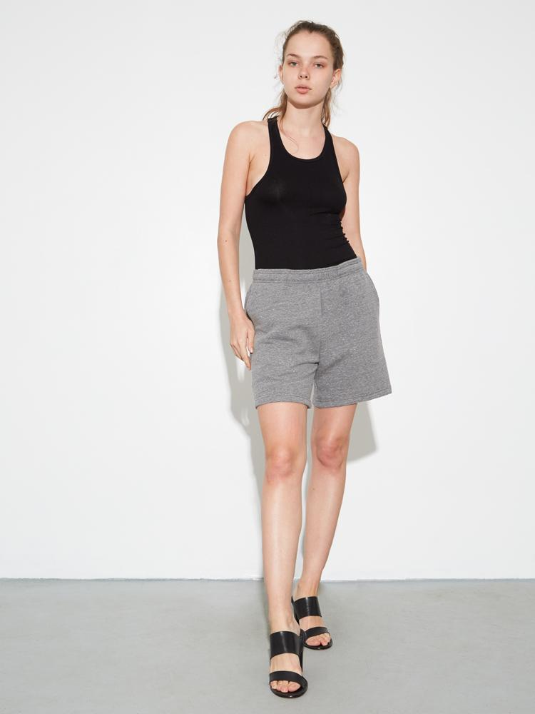 Cropped Sweatshort