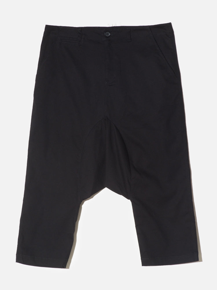 Load image into Gallery viewer, Oak Dropped Taper Pant in Black