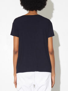 Ease Tee in Midnight by A/OK
