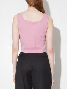 Fletcher Tank in Rusty Pink by Oak OOS