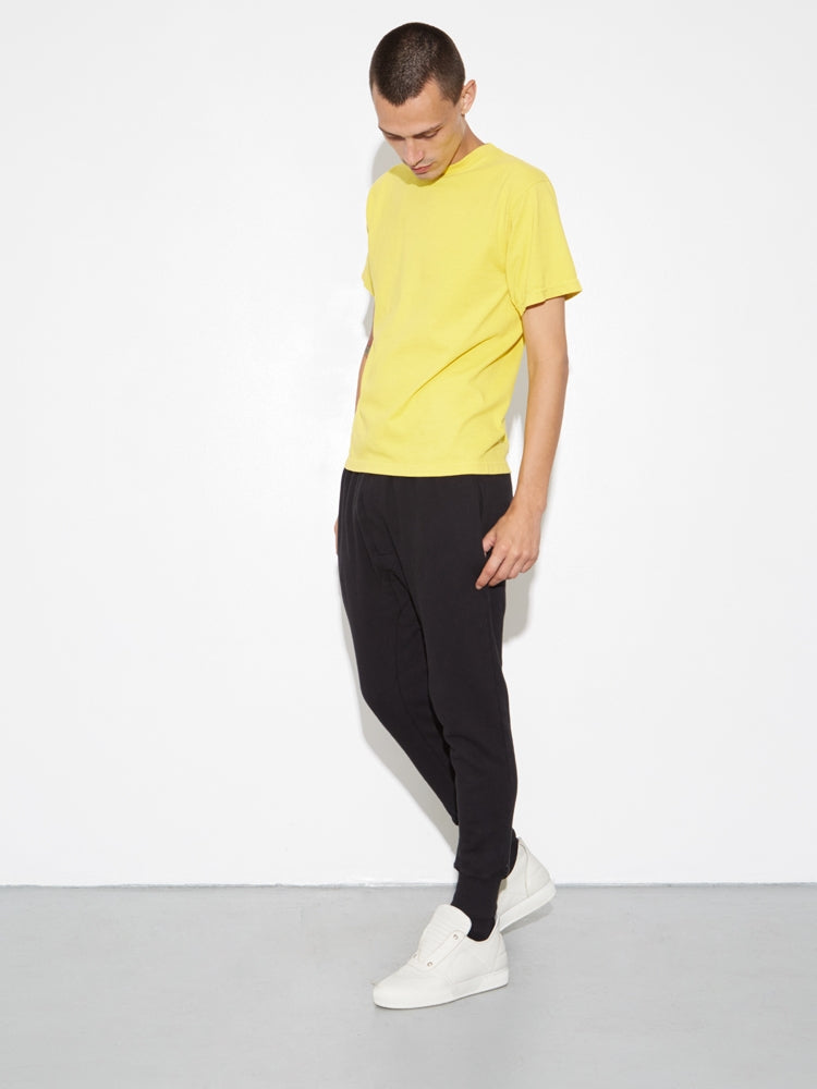 Fly Front Sweat Pant By OAK