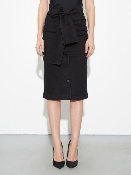 Load image into Gallery viewer, High Waisted Skirt
