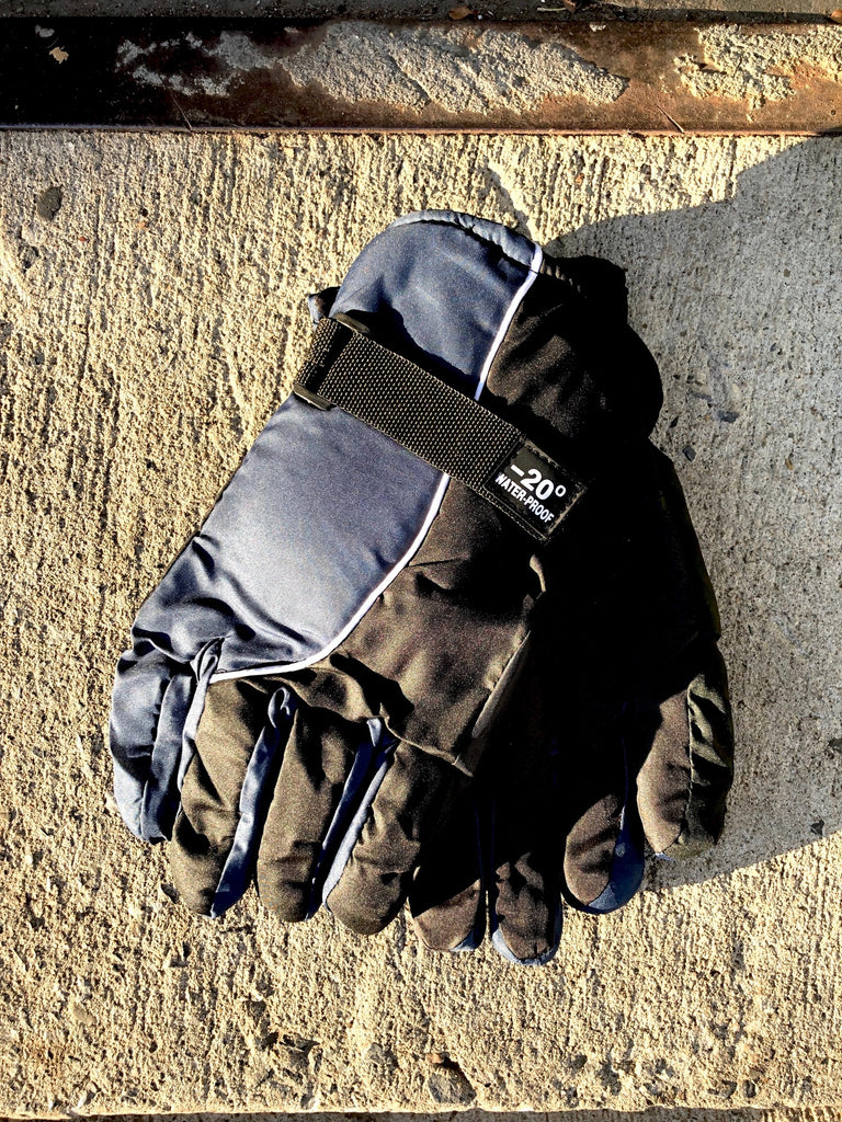 A/OK Glove in Navy by A/OK