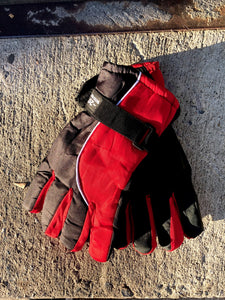 A/OK Glove in Red by A/OK