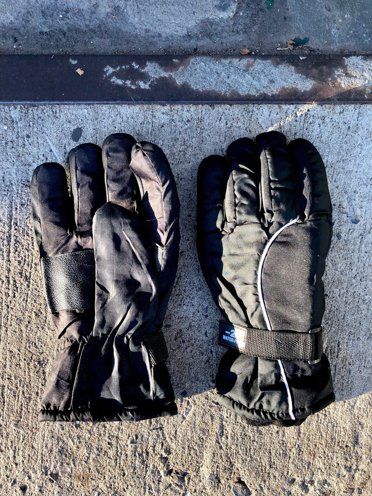 A/OK Glove in Black by A/OK